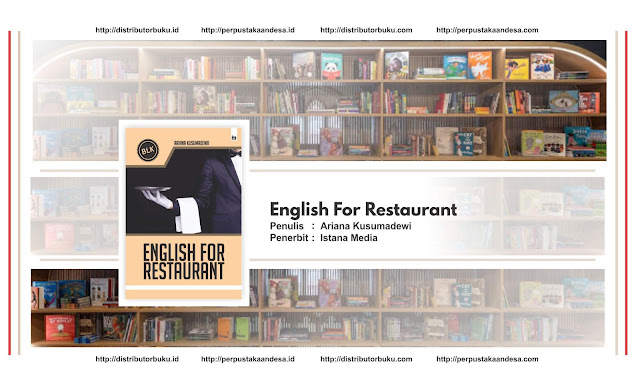 English For Restaurant