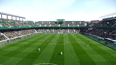PES 2020 Stadium Martínez Valero