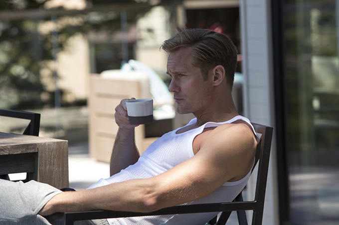 Alexander Skarsgård en Big Little Lies