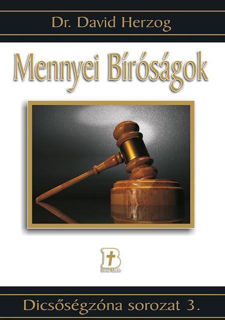 David Herzog: Mennyei Bíróságok - Bétel kiadó