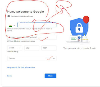 Unlimited Gmail Accounts Without Phone Verification Kaise Banaye,How-to-Create-Unlimited-Gmail-Accounts-Without-Phone-Verification, create gmail without phone number 2020, create gmail account in hindi make email