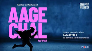 AAGE CHAL LYRICS Raftaar