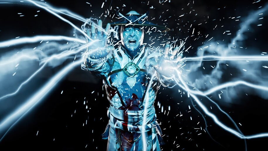 Raiden Ligthning Mortal Kombat 11 4k Wallpaper 5 1509