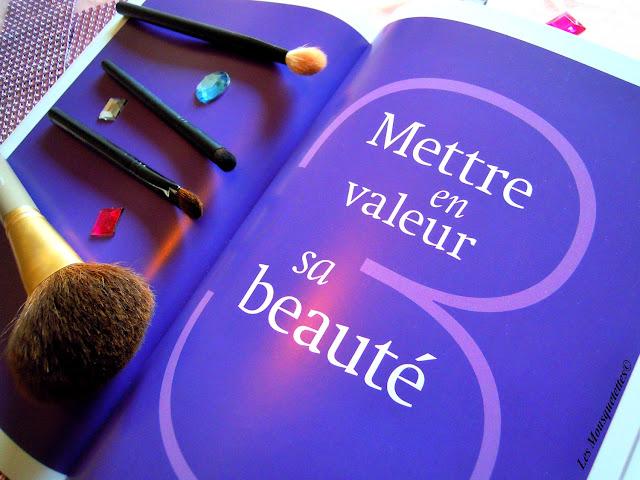 Livre Maquillage Facile de Georges Demichelis - Blog beauté Les Mousquetettes©