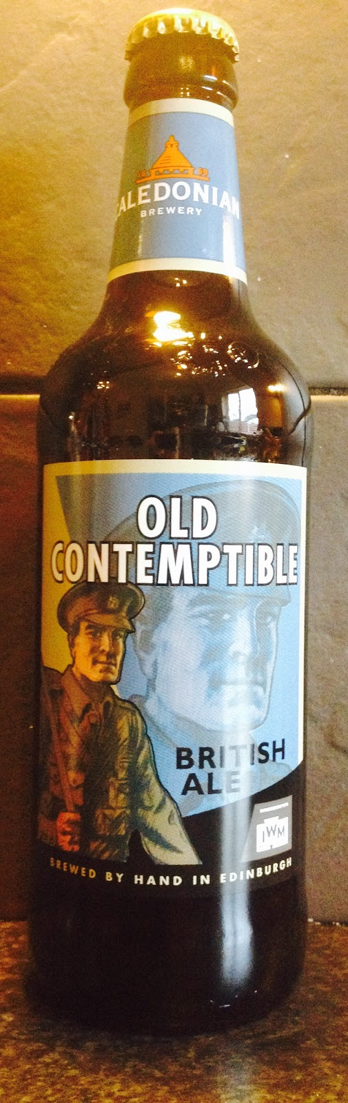 Old Contemptible (Caledonian)