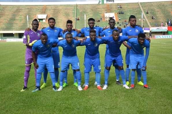 @EnyimbaFC trashed Rahimo FC, Burkina Faso 5: 0 today.