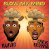"WATCH VIDEO, DAVIDO FT CHRIS BROWN NEW RELEASE ""BLOW MY MIND""."
