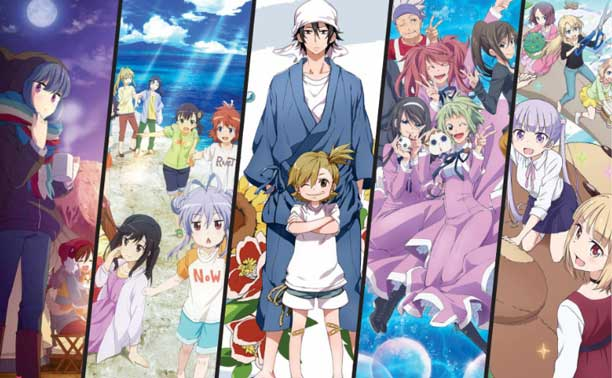 Anime Slice of Life Comedy Terbaik