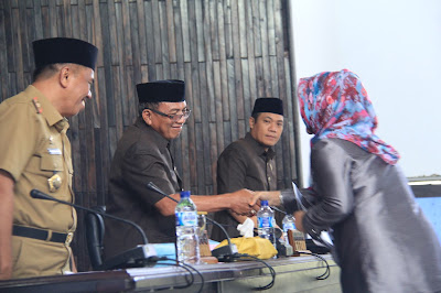 Pimpinan SKPD tak Datang, DPRD Ancam tak Akan Bahas Renja Bersangkutan