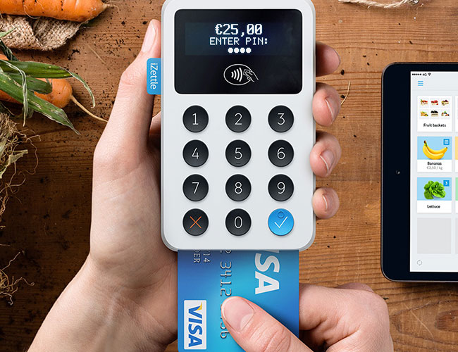 Tinuku PayPal acquired Sweden's iZettle.com for $2.2 billion