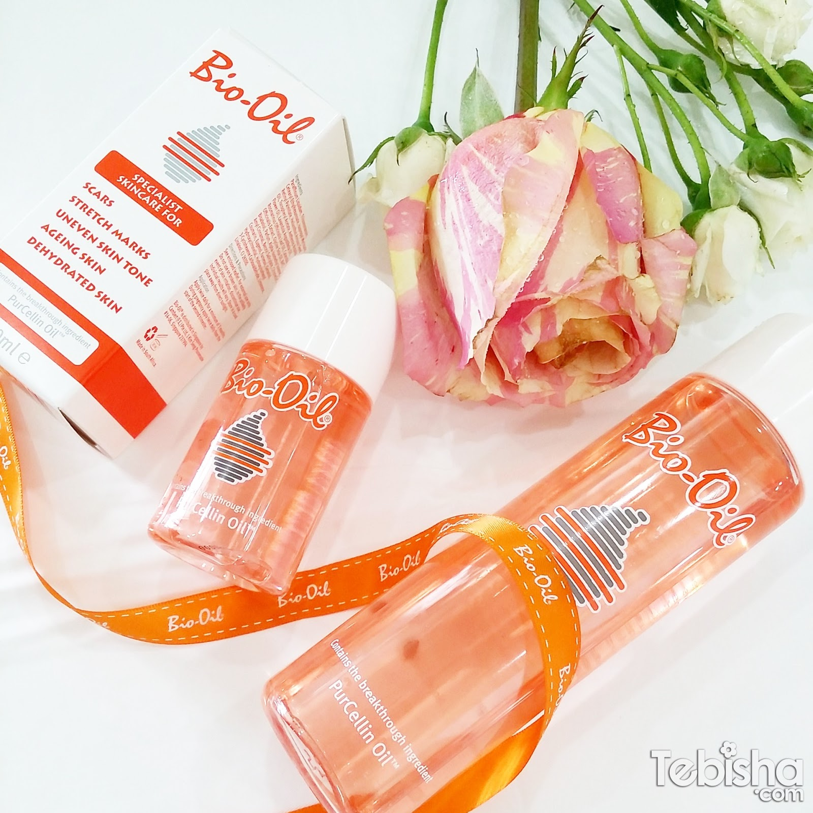 Review How Bio Oil Helps On My Scars Skincare