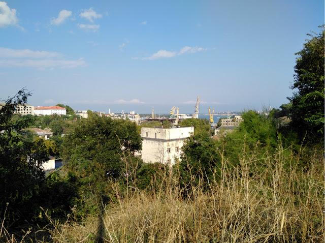 Яндекс карты или как я ходила смотреть Панораму