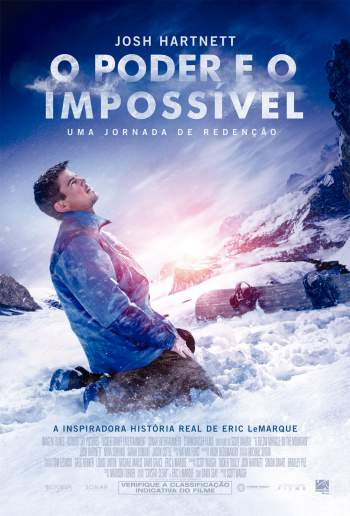 O Poder e o Impossível Torrent - BluRay 720p/1080p Dual Áudio