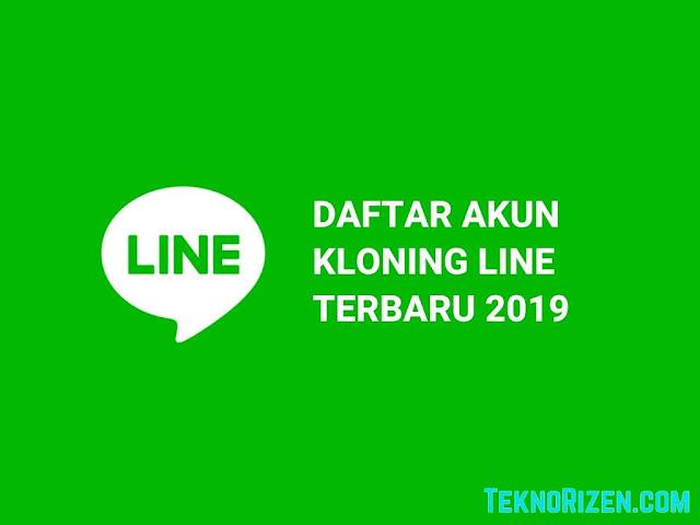 2000+ Daftar ID Kloningan LINE Terbaru 2020