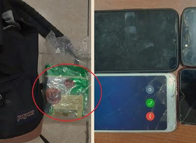 Diamankan Polisi, WN Malaysia Bawa Teh China Isi 1.200 Gram Sabu