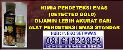 KIMIA DETEKTOR EMAS MURAH DAN AKURAT