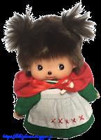 La Bebichhichi Chaperon Rouge   Bebichhichi Little Red Riding Hood  référence 234210