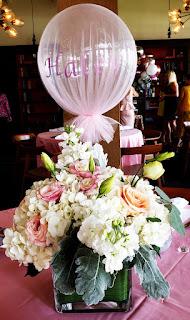 Bridal shower florist destination
