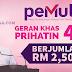 PEMULIH : Bantuan Geran Khas Prihatin RM 2,500