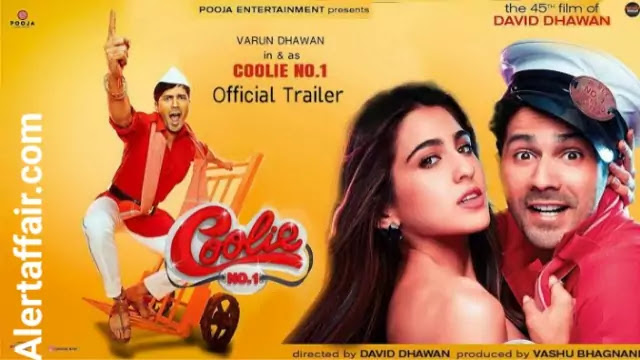 Coolie No 1 (2020 Movie) Release Date, Budget, Story, Star Cast, Review,