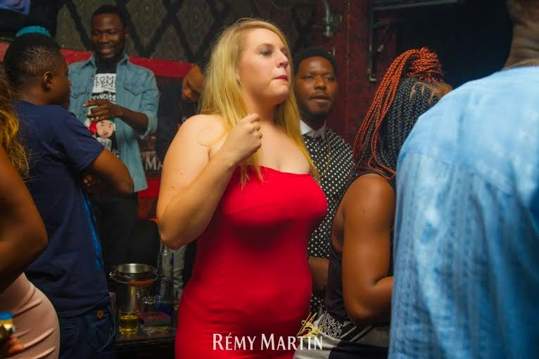 15 Photos from At The Club With Remy Martin party
