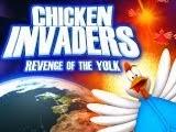 تحميل لعبة الفراخ Chicken Invaders 3 مجانا - تحميل العاب مجانا