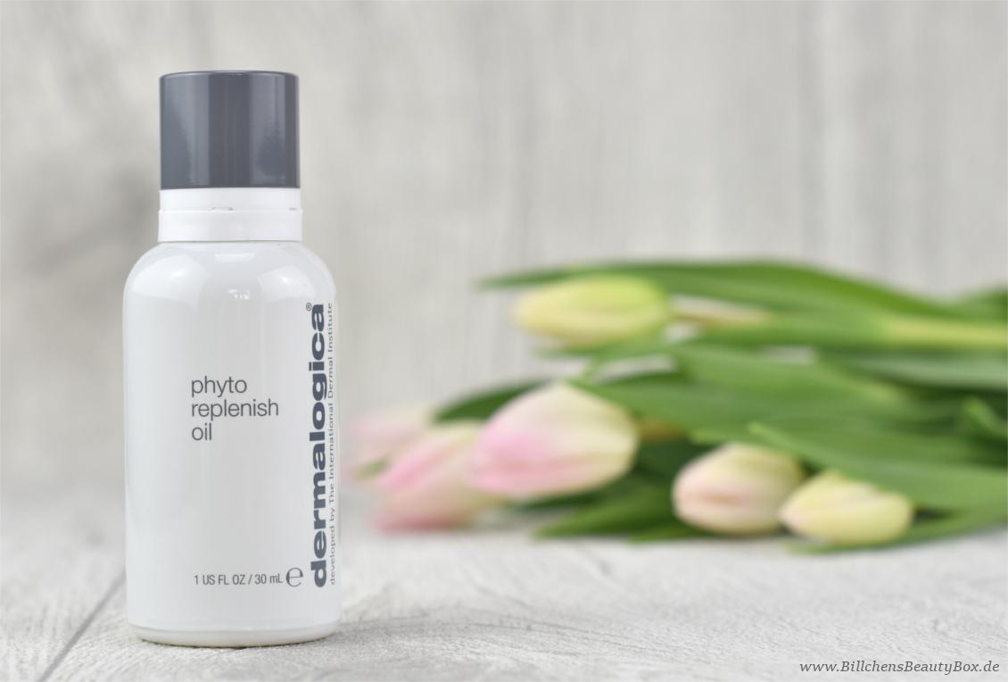 Dermalogica - Phyto Replenish Oil - Review und Erfahrungsbericht
