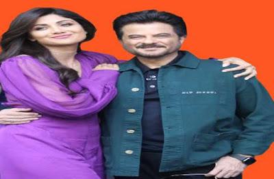 Shilpa Shetty ओर Bollywood Actor Anil Kapoor ने की Farah Khan के नए show में full मस्ती