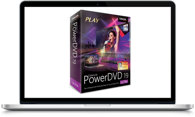 CyberLink PowerDVD Ultra 19.0.2403.62 Full Version
