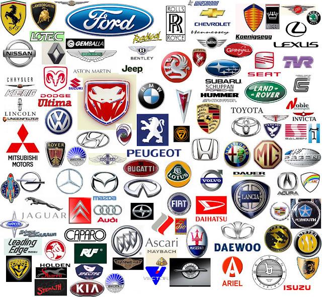 Secrets behind Car Logos
