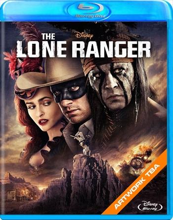 The Lone Ranger 2013 720p 1.1GB BRRip Dual Audio
