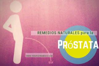 Remedios caseros para la próstata