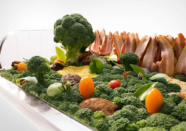 Tủ bảo quản thực phẩm làm lạnh trực tiếp