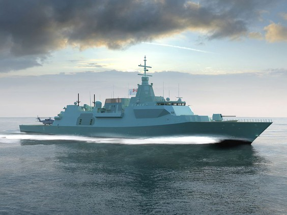 , [:en]Report Says The Value To Construct 15 New Warships For The Canadian Navy Will Be $77 Billion!!![:], Laban Juan
