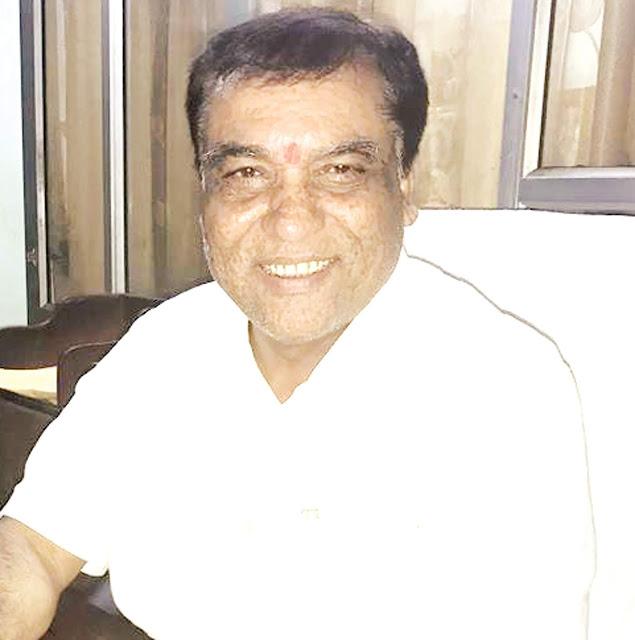 टीआरएस कॉलेज के पूर्व प्राचार्य रामलला पर एससी, एसटी का मामला दर्ज
