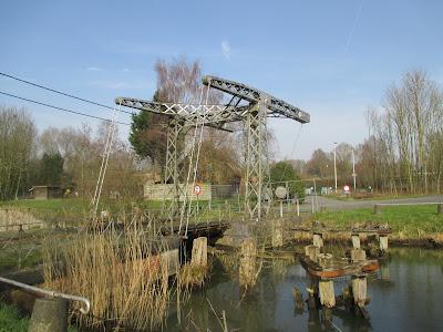 Sint-Pietersbruggetje Kanaal Kortrijk-Bossuit