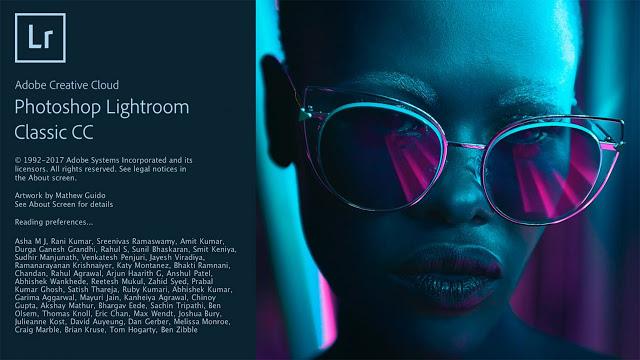 Photoshop Lightroom Classic CC