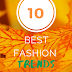 10 Best Fashion Trends For This Autumn Season!!