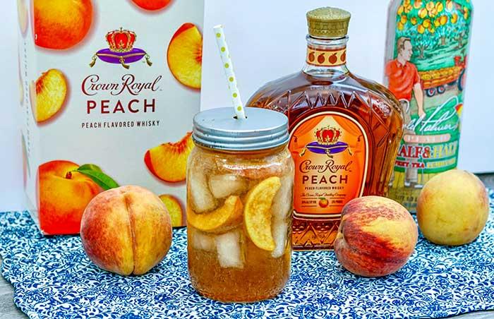 Crown Royal Peach Tea Recipe