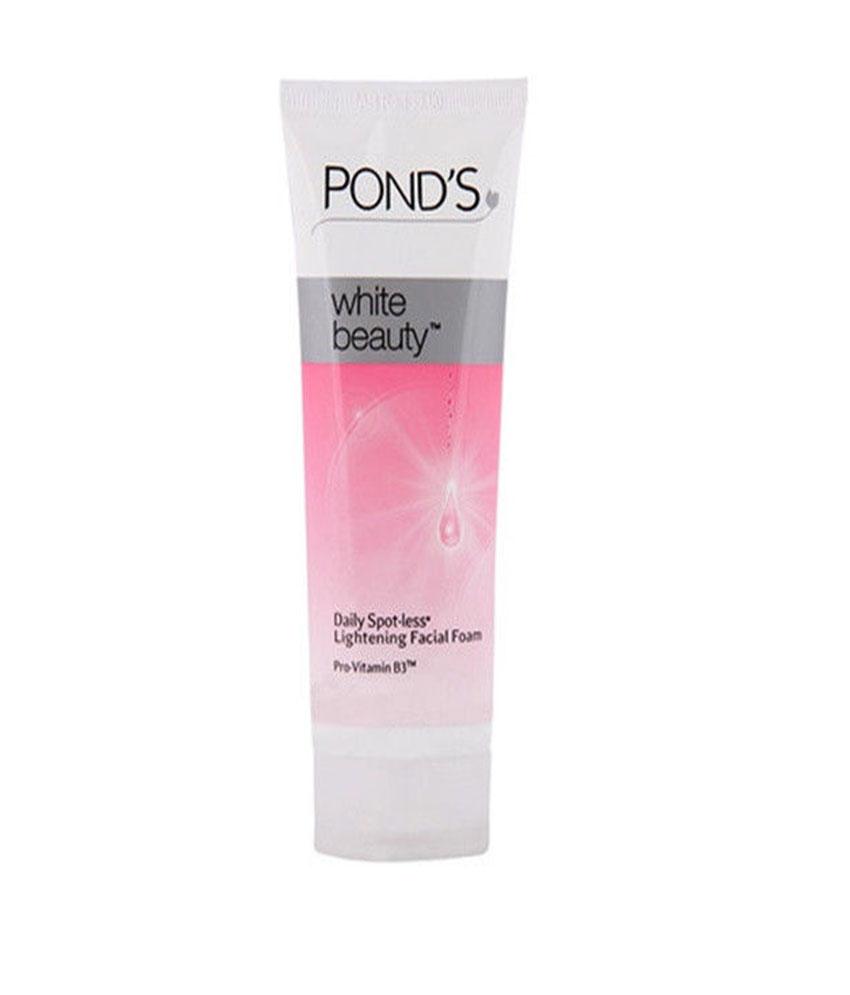 Ponds White Beauty Facewash 100 G