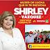 Shirley Vazquez... Por el 07 Distrito Federal
