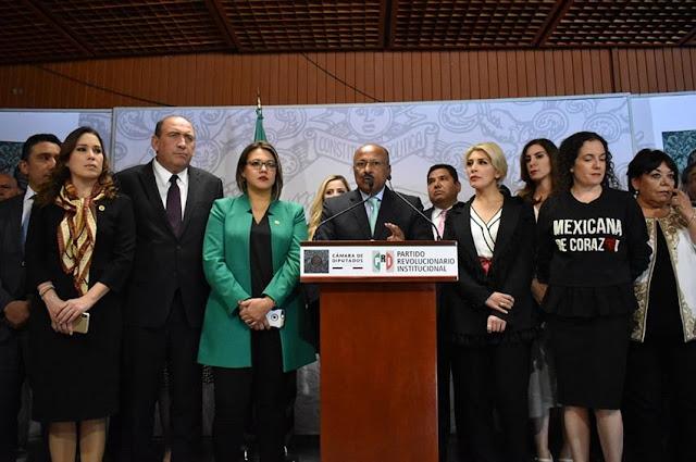 Pide PRI actualizar estrategia de ciberseguridad para proteger información de las y los mexicanos