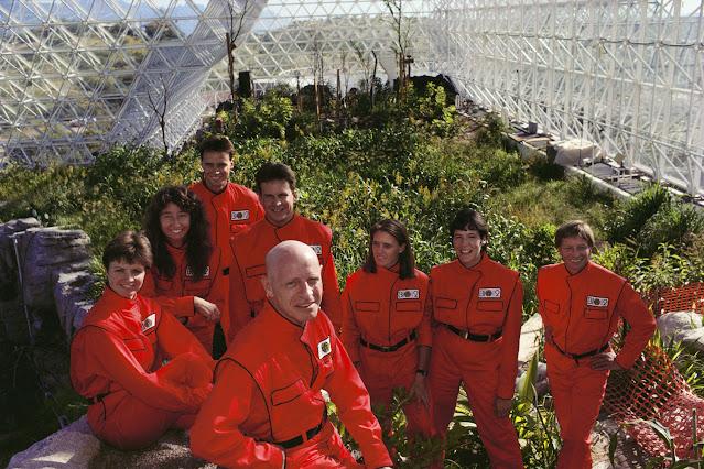 Imagen Spaceship Earth