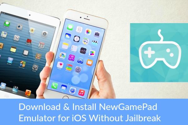 NewGamePad Emulator for iOS