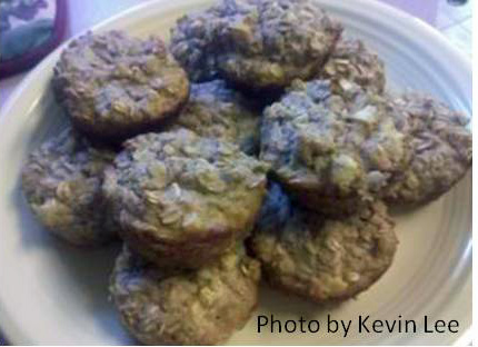 OATMEAL COOKIE MUFFINS OR BARS (C2)