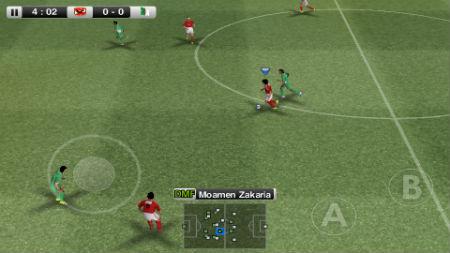 تحميل لعبة pes 2012 تعليق عربي أندية ومنتخبات عربية بحجم صغير