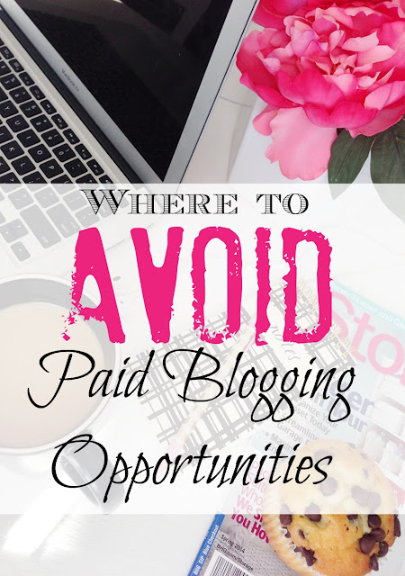 Some brand-blogger connection companies aren't worth working with! This post tells you who to avoid