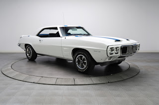 Classic Muscle Car, 1969 Pontiac Trans Am Hardtop, MUST SEE