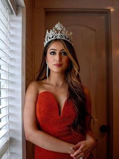 26-year old Ravish Thomas announced as Miss Pakistan World 2020
