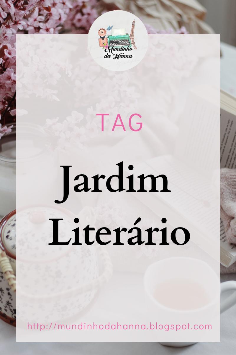 TAG | Jardim Literário